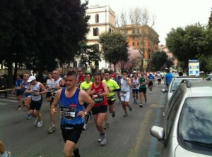 conclusa la maratona di roma