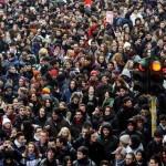 corteo milano protesta