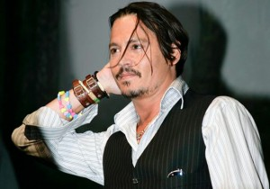 johnny depp da icona fashion a vampiro buffo