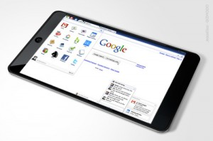 nuovo tablet google