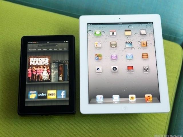 Mini iPad Apple e Kindle Fire HD chi vince