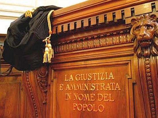 giustizia italiana a rilento