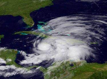 meteo in arrivo uragano sandy a new york